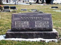 Sarah Jane <i>Mead</i> Cookman