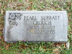 Pearl <i>Surratt</i> Crouch