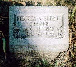 Rebecca A <i>Gossman</i> Cramer