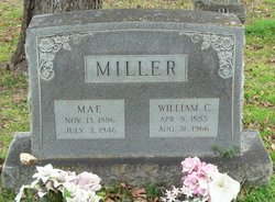 Mae <i>Williams</i> Miller