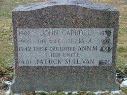 Julia Agnes <i>Sullivan</i> Carroll