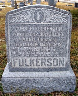 John Fletcher Fulkerson