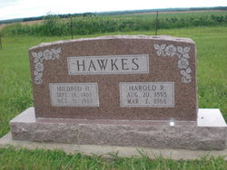 Mildred H Hawkes