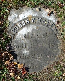 Reuben Sherman Matteson