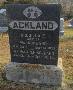 William McLaren Ackland