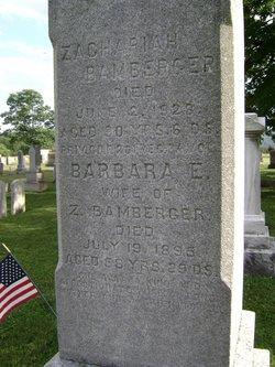Zachariah Bamberger