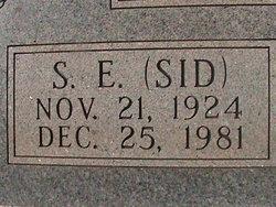 Sidney Earl Stinnett