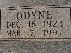 Odyne <i>Spencer</i> Stinnett