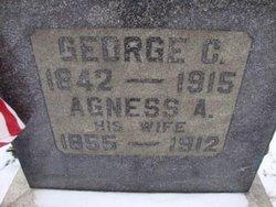 George C Anderson