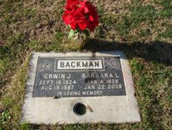 Barbara Lorraine Backman