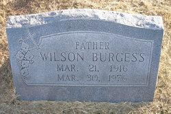 Wilson Burgess
