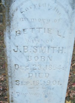 Bettie <i>Long</i> Smith