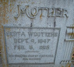 Phila Berta A <i>Smith</i> Wootters