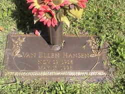 Van Ellen Wayne <i>Forbes</i> Hansen