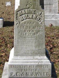 Mamie J. Boland