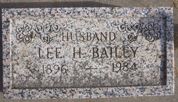 Lee Henry Bailey