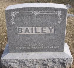 Laverna M <i>Wilcher</i> Bailey