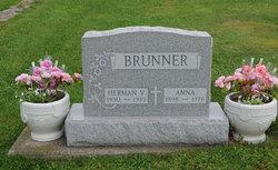 Anna <i>Rodel</i> Brunner