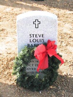 Sgt Steve Louis Barnes