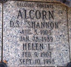 Helen L. <i>Carson</i> Alcorn