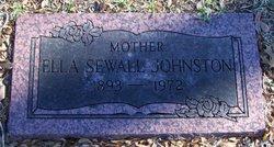 Ella <i>Sewall</i> Johnston