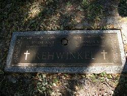 Rev Eugene Alfred Rehwinkel
