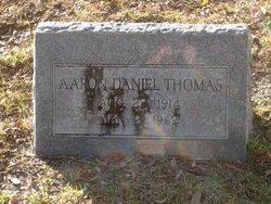 Aaron Daniel Thomas
