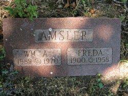 Freda Amsler