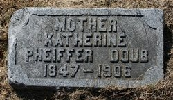 Katherine <i>Pheiffer</i> Doub