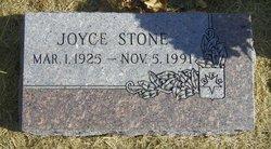 Joyce Eileen <i>Prowell</i> Stone
