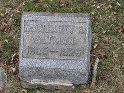 Margaret <i>Repine</i> Altman