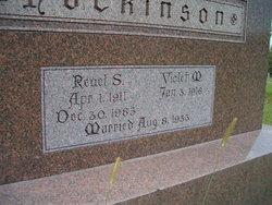 Violet M <i>Rexilius</i> Hockinson