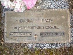 Clara L. Head