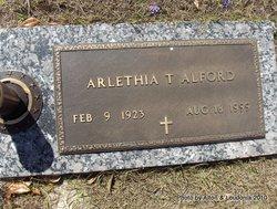 Arlethia T. Alford