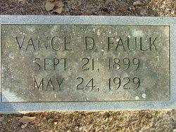 Vance Dewey Faulk