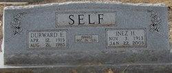 Inez Helen <i>Passmore</i> Self