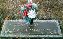 Clarence Fritz Ackermann