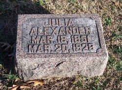 Julia Ann Alexander