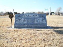 G. Dee Vee Carlton