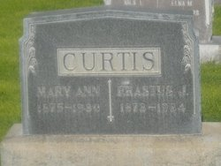 Erastus James Curtis
