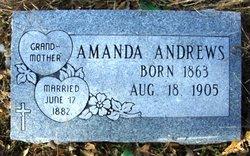 Amanda Mandy <i>Conger</i> Andrews