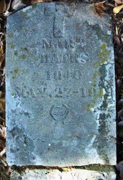 Mary E. <i>Perry</i> Bates