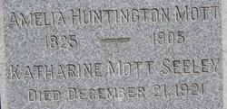 Amelia <i>Huntington</i> Mott
