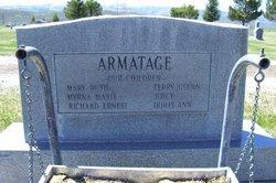 Ernest Samuel Armatage