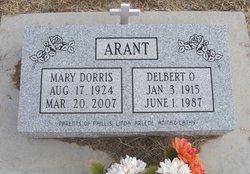 Mary Dorris <i>Sanmann</i> Arant