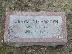 Raymond C. Amsden