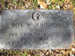 Roy William Johnson