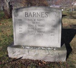Lydia Ann <i>Dodge</i> Barnes