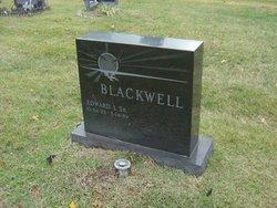 Edward L Blackwell, Sr