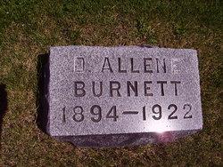 D Allene <i>Pemberton</i> Burnett
